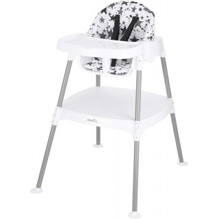 4 in 1 Eat & Grow Convertible High Chair POP STAR
