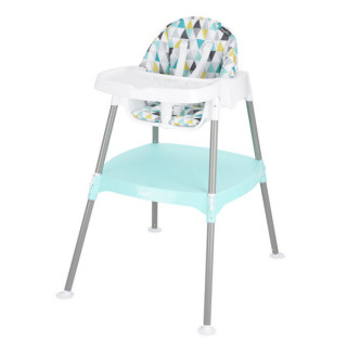 4-in-1 Eat & Grow™ Convertible High Chair (Prism Triangles)