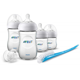 Set de inicio para recién nacido natural