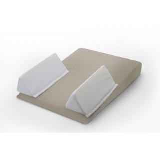 Born almohada de posicion ibreath white.