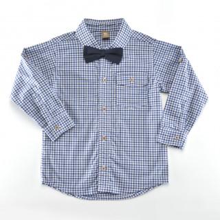 Camisa con corbatin