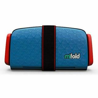 Booster para auto mifold denim blue.