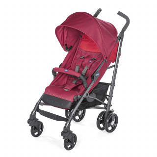 Coche lite way 3 bassic red berry.