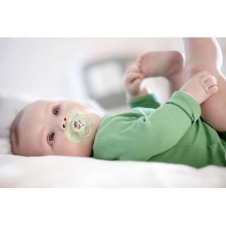 Pacificador clasico nene 0a6m PAQUETE DE 2