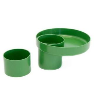 Bandeja multiuso verde
