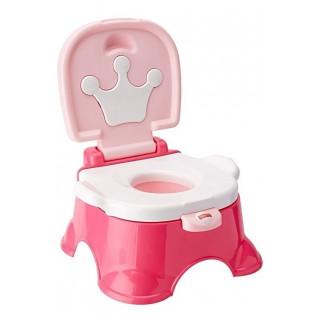 Bacinilla princess pink.