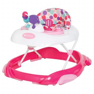 Andador orbyo activity walker pink.