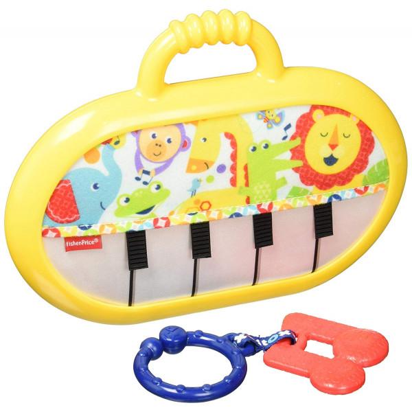 Piano pataditas musicales.