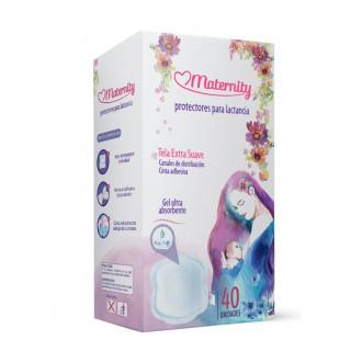 Protectores de lactancia x40