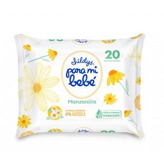 Flowpack para mi bebe manzanilla x20