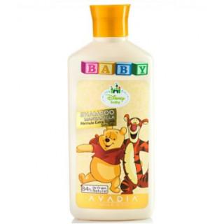Winnie the pooh  baby shampoo manzanilla